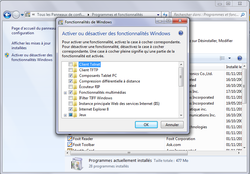 Fonctions inutiles Windows 4