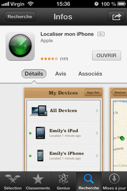 Localiser iPhone (4)