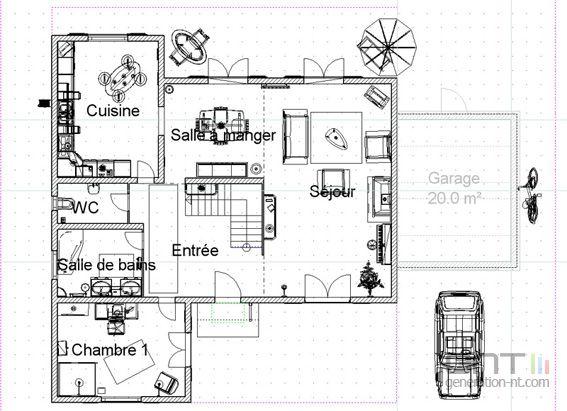 Image 3d architecte pro 2007 567x411 for 3d architecte pro