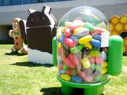 Android Jelly Bean Google campus