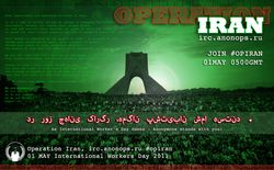 Anonymous-op-iran