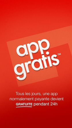 Fini les applications gratis sur l'App Store !