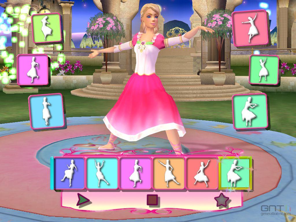 Image Barbie au bal des 12 princesses - Img 3