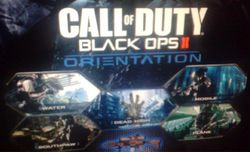 Call of Duty Black Ops 2 - Orientation