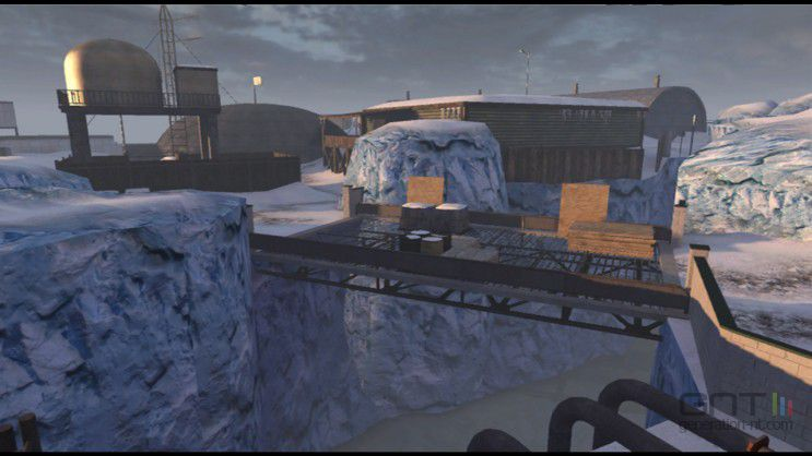 Black Ops Map Pack:  Black Ops - First Strike Map