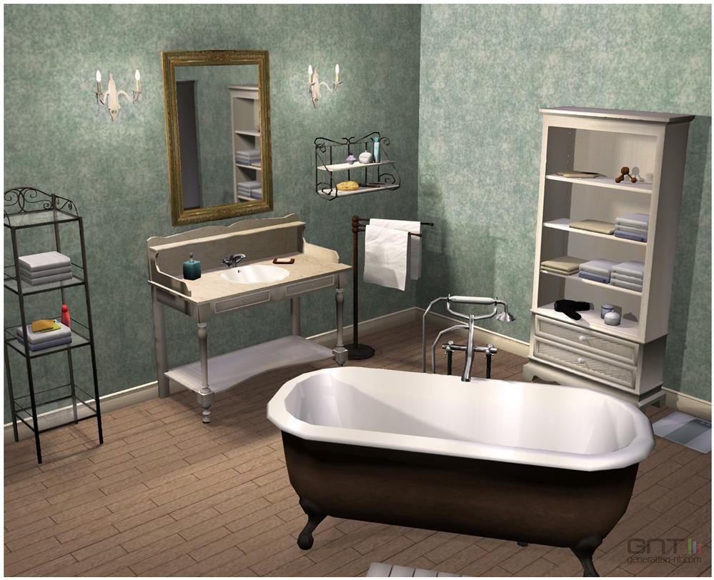 Image cuisine et salle de bains 3d screen 2 - Outil 3d salle de bain ...