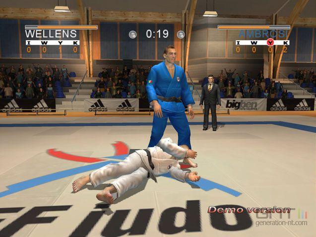 Мастер Дзюдо (David Douillet Judo)