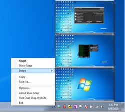 Dual Monitor Tools screen 1
