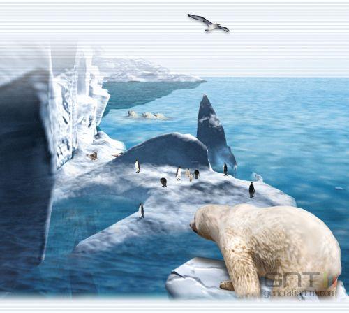 Des manifestants veulent un moratoire sur l'exploitation de l'Arctique