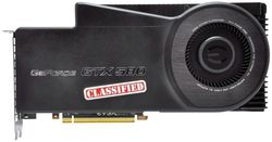 EVGA GeForce GTX 580 Classified - 1