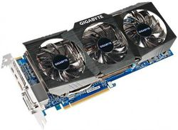 Gigabyte Radeon HD 6870 rev 2.0