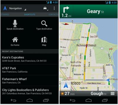 Google Maps 6.5