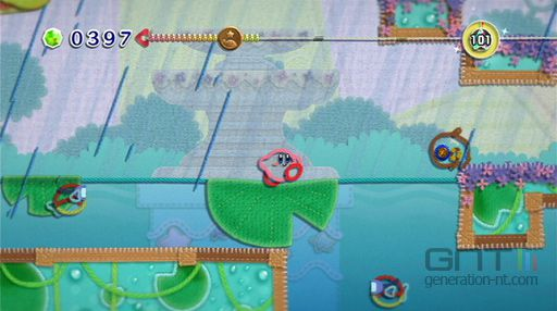 Kirby Nintendo Wii