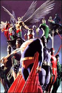 La ligue des justiciers, les X-Men de DC