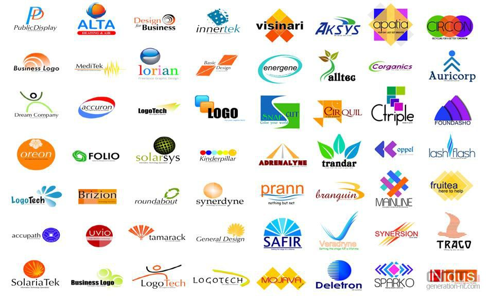 Graphic Design Studio Logos Logo Design Studio Screen 1