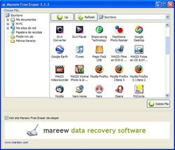 Mareew Free Eraser screen 1