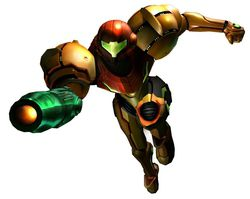 Metroid Prime - artwork