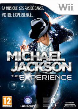 Michael Jackson The Experience : le gant dans la version Wii