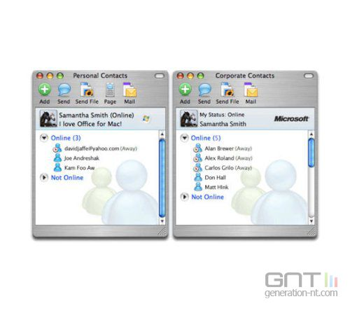 telecharger yahoo messenger pour mac