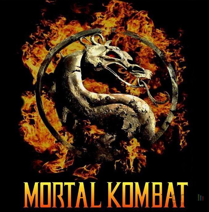 mortal kombat logo. mortal kombat logo hd. mortal