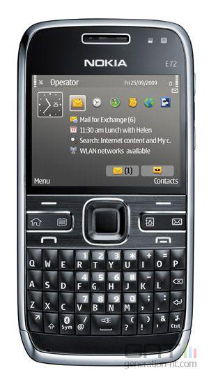 Nokia E72,E72,nokia slide,actualite,tests,fiche technique,Acheter en ligne,produits,Logiciels,OVI,Music Store,mobile,portable,phone,music,accessoires,prix,downloads,telecharger,software,themes,ringtones,games,videos,