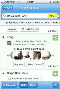 download nomao for iphone 4