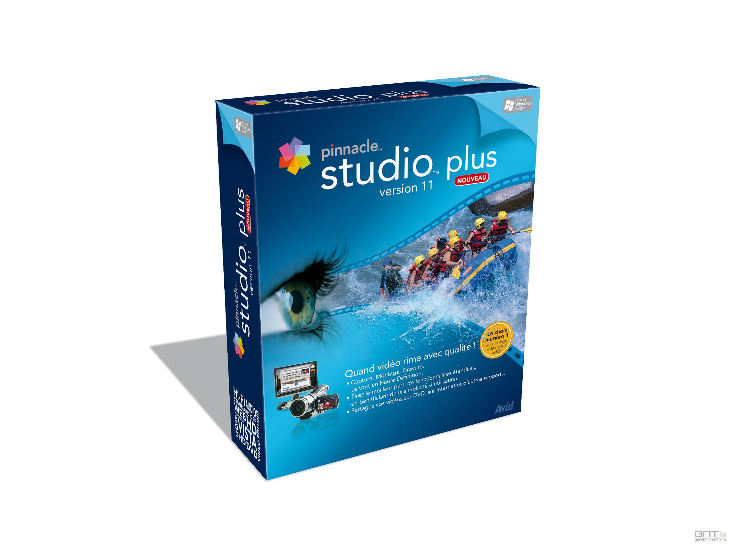 Avid innacle Systems STUDIO Plus V.11 RUS.