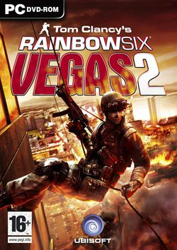 Jogo Tom Clancy's Rainbow Six Vegas 2