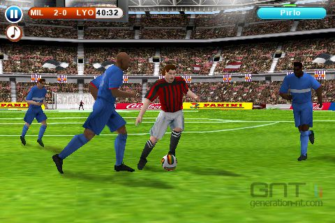 real online football game