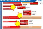 Roadmap AMD Radeon HD 2012