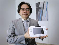 Satoru Iwata Wii U