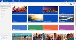 SkyDrive devient aussi moderne