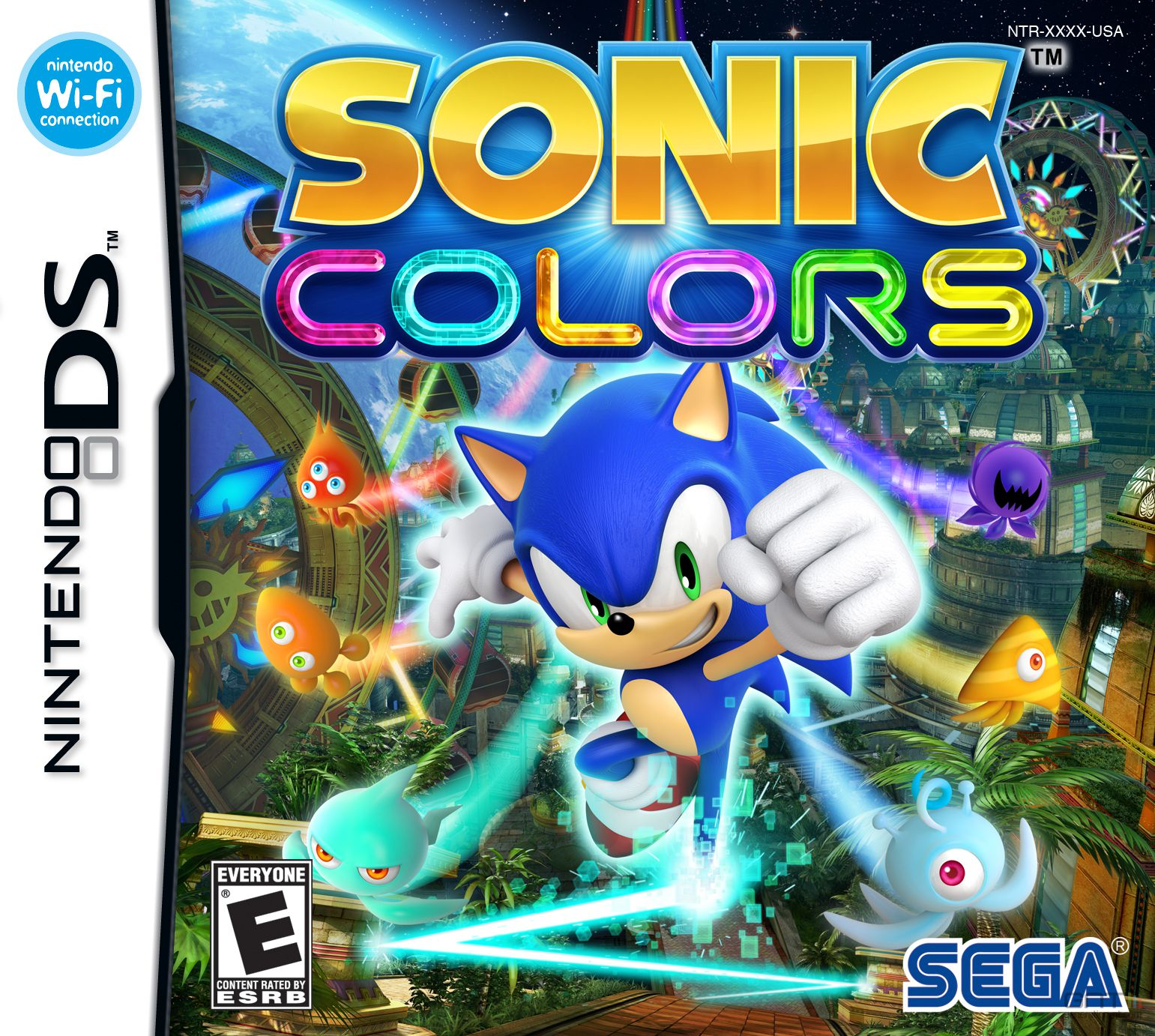 Sonic Colours DS