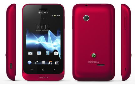 Sony xperia tipo