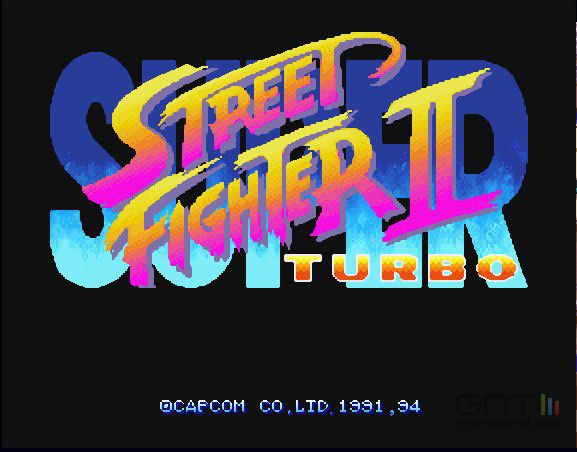 Image Super Street Fighter II Turbo - Logo