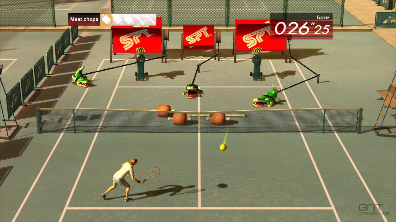 ���� ����� ������� virtuel  tennis  3