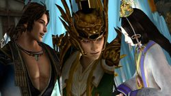 Warriors Orochi 3 - 2