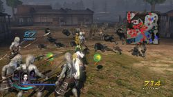 Warriors Orochi 3 - 4
